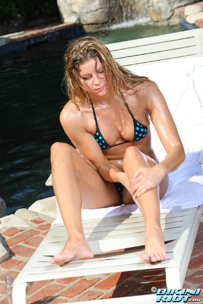 Riot monica sweetheart bikini