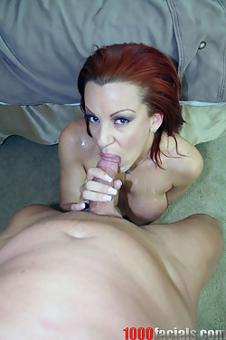 Shannon Kelly busty sinful redhead sexing in motel room