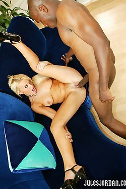 Holly Wellin gets fucked silly by a massive black cock
