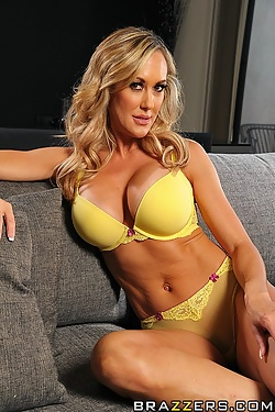 Brandi Love moves on with her life with a new cock in her pussy