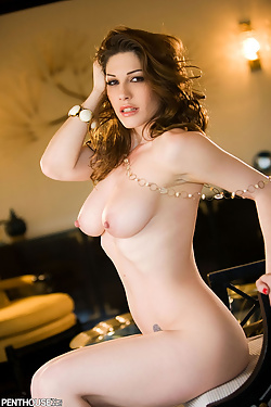 Kymberly Jane Soft Breasts On Silky Lingerie