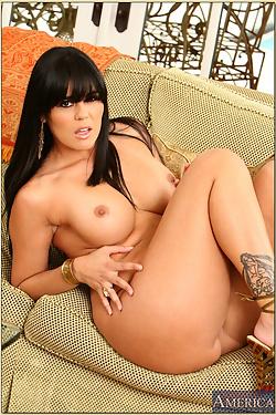 Olivia Olovely Latina Bombshell Enjoys Sweet Revenge Sex