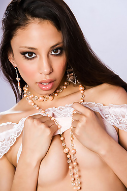 Alexis Love pouts, Come play with me, and spreads her legs and wet pussy to show you exactly what kind of games and fun she has in mind!